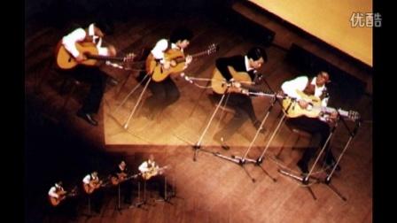 Raymond Au & Los Toqueros - 祝福 1992