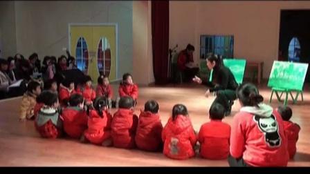 小班歌唱活动《手拉手》幼儿优质课教学视频公开课