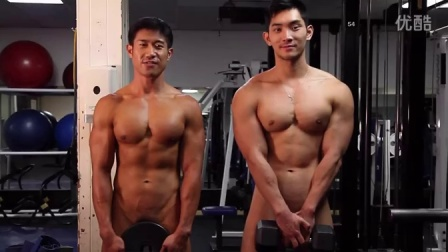 【魅影骑士】Eric East Workout