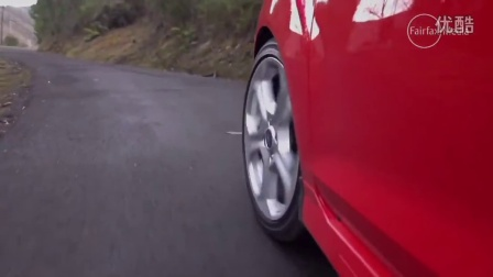 年度最佳小型车 测试福特嘉年华ST