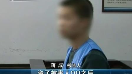 """两兄弟实施""""木马计""""诈骗90万获刑 141116 新闻空间站"""