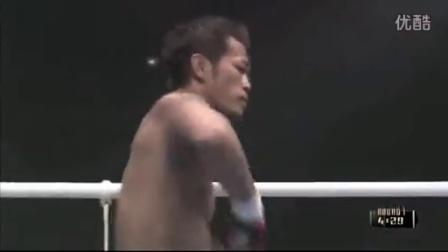 日本MMA传奇須藤元気 vs 奶油豆Butterbean