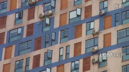 【拍客】武汉花格大楼令人眼花
