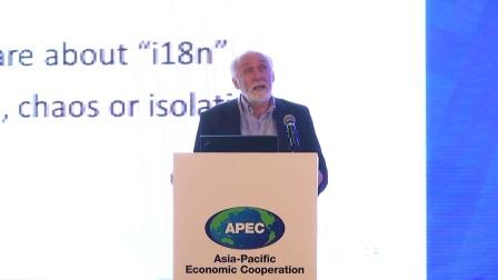 APEC多语种邮件会上:John Klensin谈电子邮件发展历史