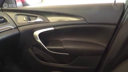 硬朗威猛 试驾2014款别克君威GS AWD