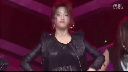 [超清] MBLAQ&4Minute 合作舞台 Special Dance Time