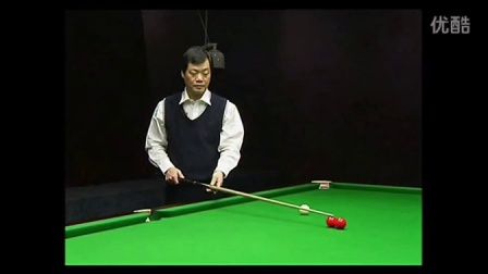 中式台球视频_中式黑八台球瞄准技巧_桌球游戏技巧