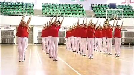 佳木斯快乐舞步完整版 第五套广场舞 高清示范1_高清