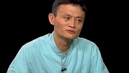 马云14演讲视频-马云作客美国脱口秀节目谈三大信仰!