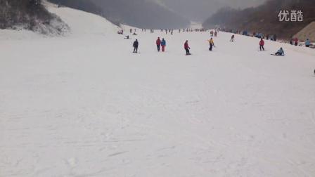 11月20日红晚论坛网友美林谷滑雪集锦