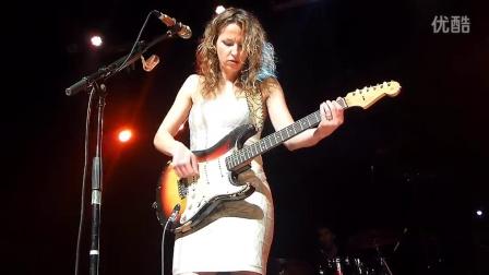 Ana Popovic - House burning down - (Jimy Hendrix cover)