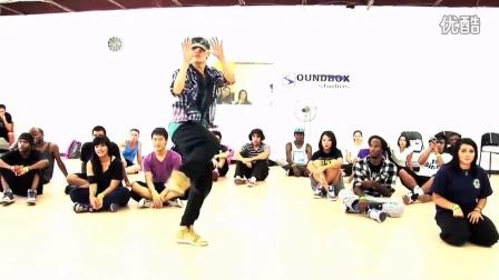 【粉红豹】张迪,pacman作品《苦与甜》神级hiphop lastyle展示