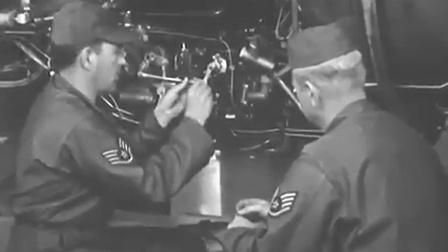 (1964)美国空军军教片 - J-57后燃加力发动机