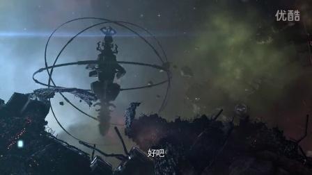比电影更震撼 EVE军团主导星际战争