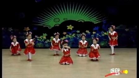 幼儿舞蹈教学视频 小星星