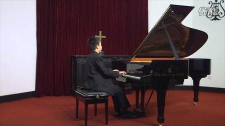 巴赫平均律24首第2册 G大调 Bach WTK II in G
