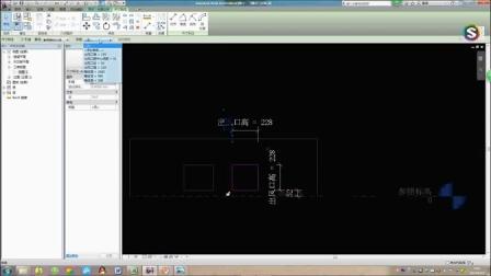中国电建集团昆明勘测设计院-杨媛乔-吊顶式空调机Revit参数化设计