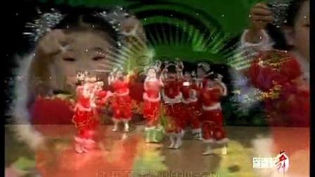 幼儿舞蹈教学视频 好日子