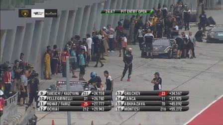 2014兰博基尼-宝珀Super Trofeo超级挑战赛全球总决赛 Race 2