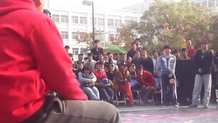 MJP  兰商Dance show街舞社会长王雄飞NGU比赛八强