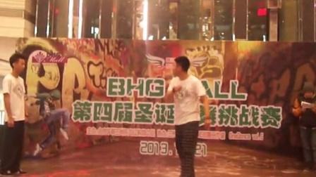 MJP  兰商Dance show街舞社会长孙喆华联比赛八强