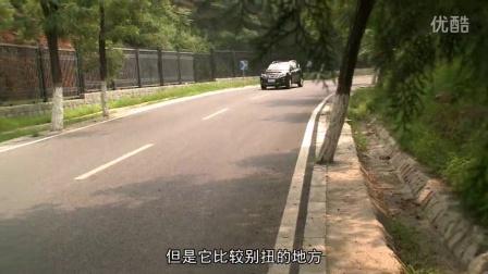 易车体验 试驾自主SUV陆风X5操控篇