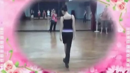 舞蹈-女人花(背面)
