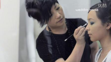 香港星級化妝師 Amy Gao 如何設計時尚新娘化妝及髮型