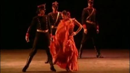 西班牙全本弗拉明戈舞剧《卡门》 拉法叶·亚吉拉弗拉明戈舞团