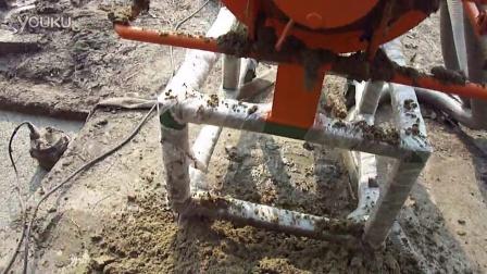 淄博华强畜牧环保 固液分离机 鸡粪泵鸭粪泵牛粪泵猪粪泵处理视频