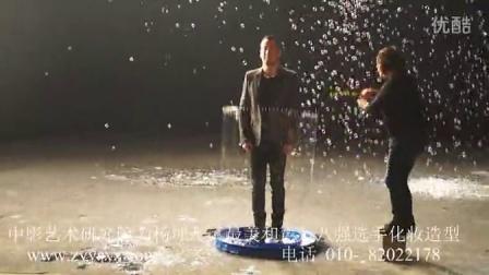 中影影视艺术研究院为杨坤及《最美和声》八强选手MV拍摄化妆造型