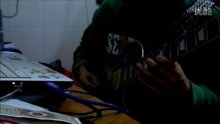年少无知 吉他solo 毅