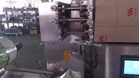 越南农药/化工产品水溶膜包装机 pesticide/chemical products water soluble film packaging machine