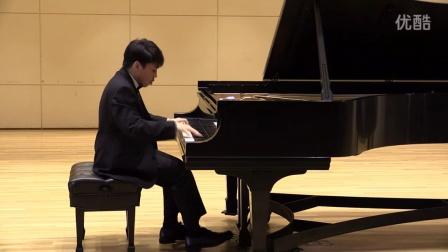 黎卓宇(George Li)演奏肖邦練習曲作品10第4