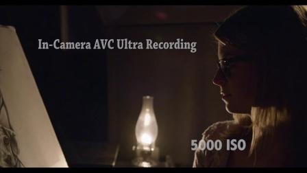 VariCam 35 at 5000 ISO