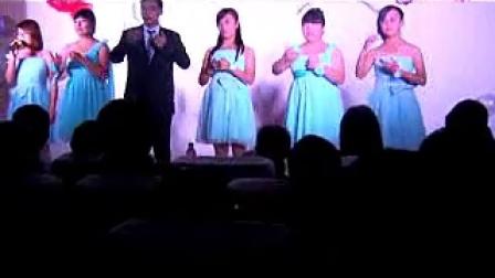 山西医科大学第九届音乐美文大赛 节目五:《青春之歌》 表演者:魏硕团体