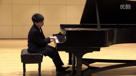 黎卓宇(George Li)演奏肖邦瑪祖卡作品24第1