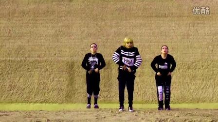 防弹少年团BTS《男子汉》舞蹈MV教学-节奏精灵舞蹈俱乐部