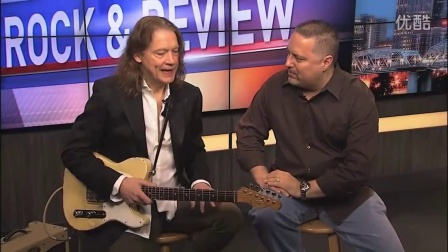 Robben Ford - 1960 Fender Tele - FOX 17 Rock & Review