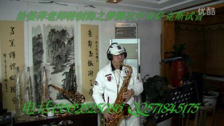 不老的草原 海之梦牌次中音萨克斯演奏图片