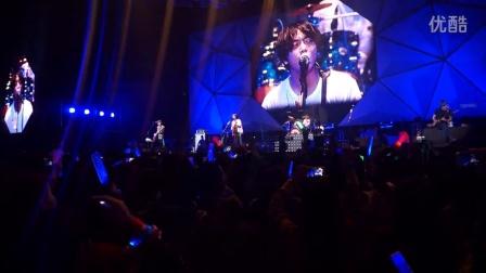 【JYH、Fan 901220】2014.11.29 cnblue can't stop 南京演唱会