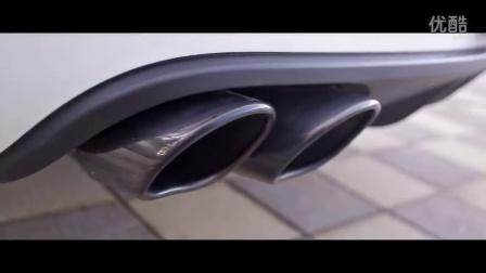 保时捷Macan Turbo改装Fi Exhaust排气系统