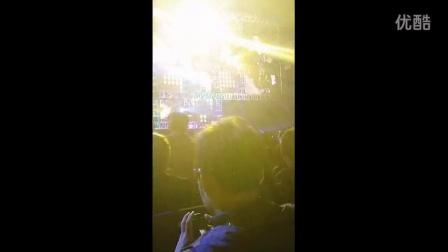 萧敬腾2014上海演唱会 我就是爱你
