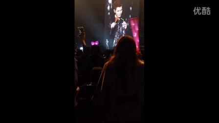 萧敬腾2014演唱会 搞笑对话歌迷