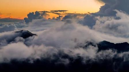 延时摄影|云的家