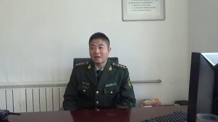 济南市公安消防支队特勤大队二中队2014年退伍老兵留念