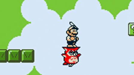 GB版『スーパーマリオランド2 6つの金貨(Super Mario Land 2)』
