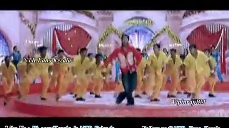 jr.NTR old dance(2003-2005) Mashup Race Gurram Song
