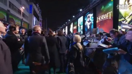 The Hobbit 3 World Premiere London 2014 - Orlando & Ian interview