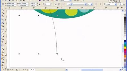 CorelDRAW高级教程 环境类--绿色标志设计cdr教程